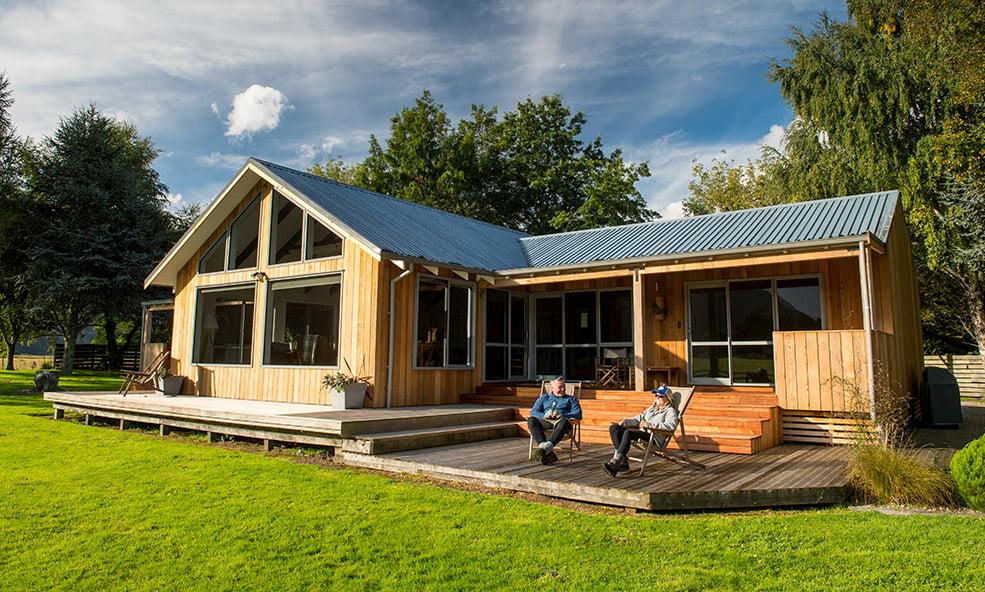 Cedar Lodge - New Zealand - Eleven