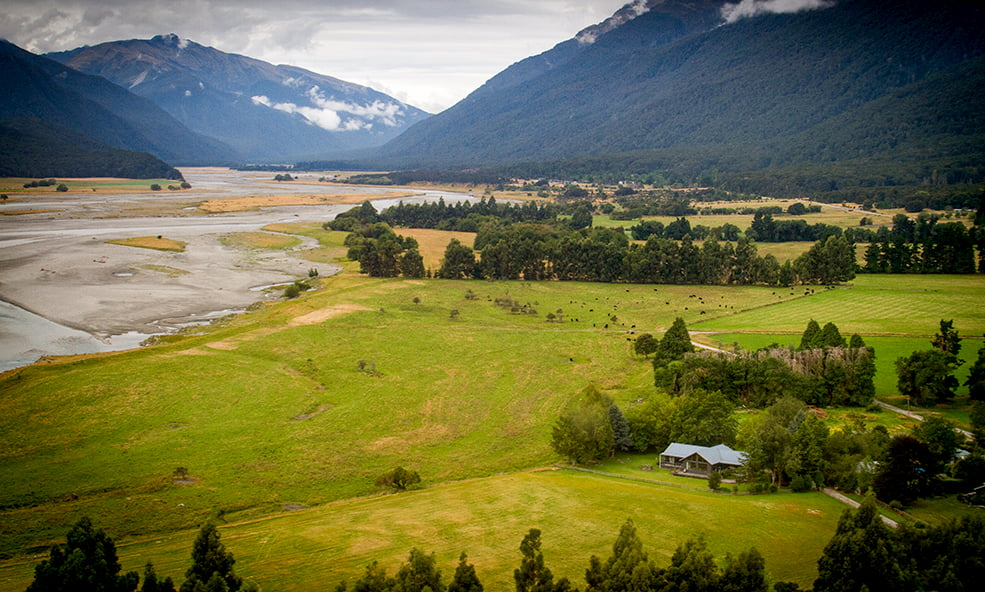 New Zealand Cedar Lodge
