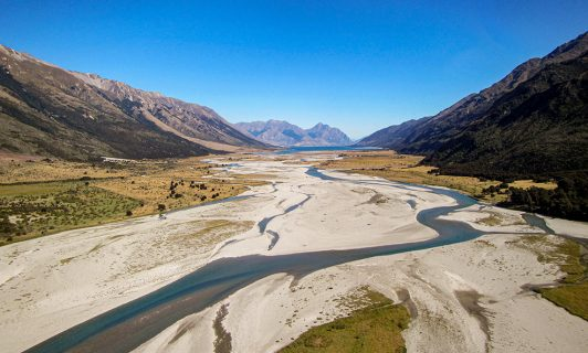 new zealand rivers