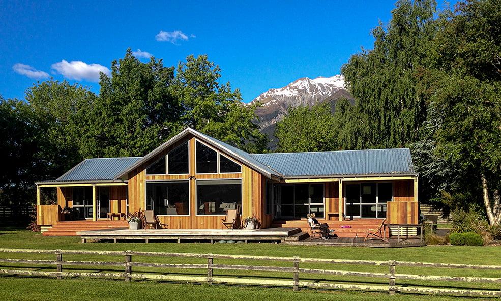 Cedar Lodge - Eleven New Zealand