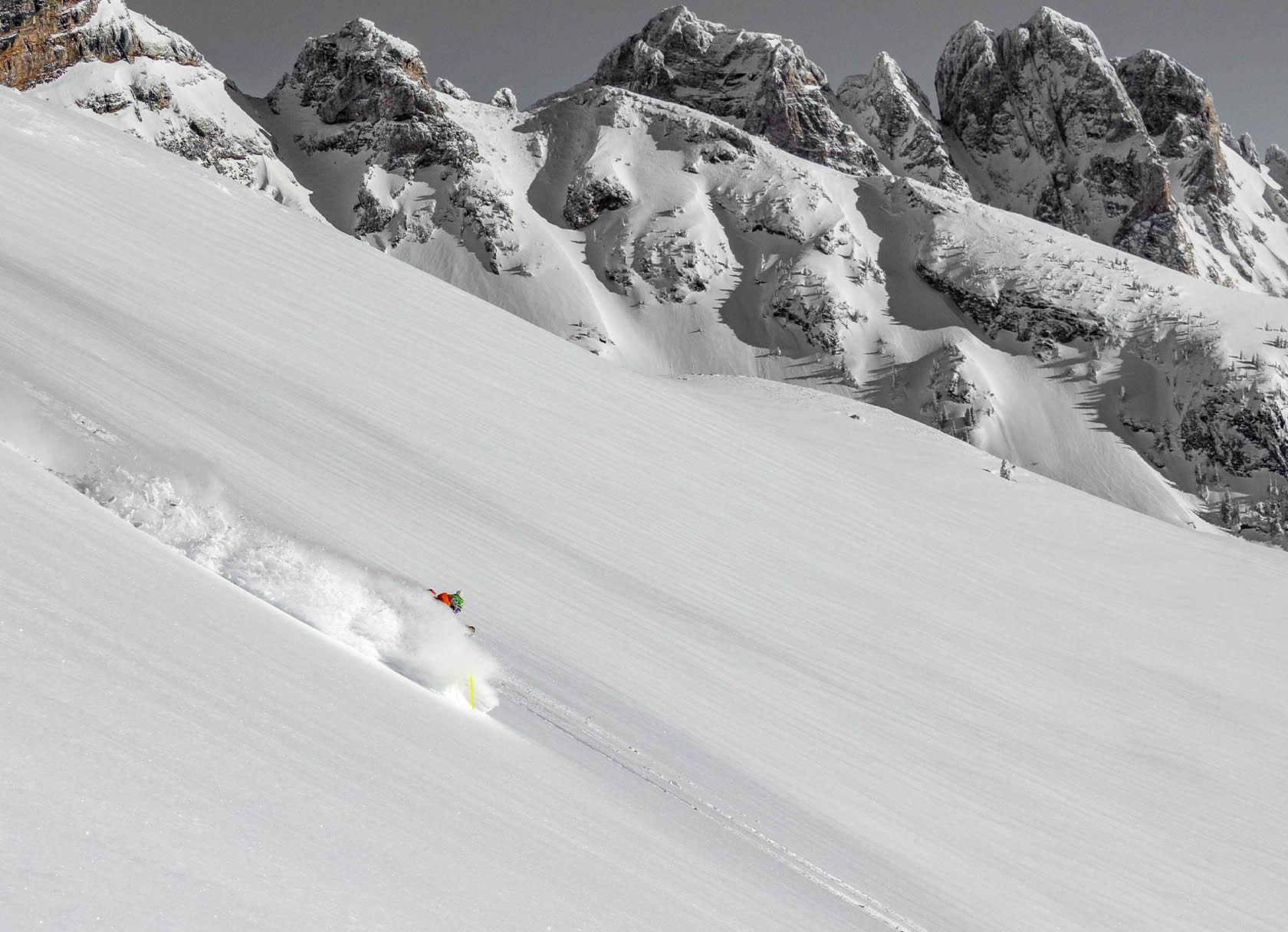 Heli Skiing in Canada - Helicopter Skiing